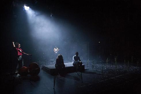 """Theater Konstellationen """"MEIN HERZ IST EIN DEALER"""""""